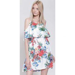 Sukienki: Biała Sukienka Orange Blossom