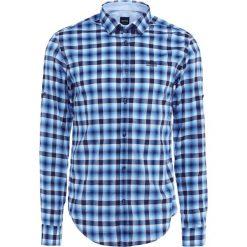 Koszule męskie na spinki: BOSS ATHLEISURE BARNEI REGULAR FIT Koszula true blue