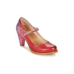 Czółenka Neosens  BEBA. Czerwone buty ślubne damskie Neosens. Za 482,30 zł.