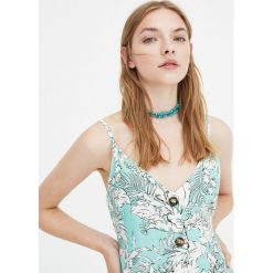 Sukienki: Sukienka z guzikami i węzłem na plecach
