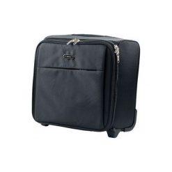 Walizka 4ZPW 500 czarna. Czarne torby podróżne marki Brugi. Za 210,16 zł.