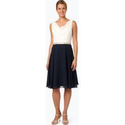 Sukienki balowe: Apriori – Damska sukienka koktajlowa, niebieski