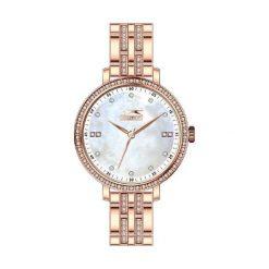 Zegarki damskie: Slazenger SL.09.6078.3.02 - Zobacz także Książki, muzyka, multimedia, zabawki, zegarki i wiele więcej
