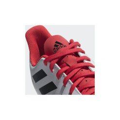 Trampki Dziecko  adidas  Buty Predator 18.4 FG. Czarne trampki chłopięce marki Adidas, z materiału. Za 179,00 zł.