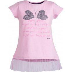 Sukienki dziewczęce: Tunika z tiulową falbanką dla dziewczynki 9-13 lat