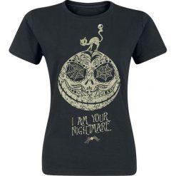 Bluzki damskie: Miasteczko Halloween Jack – I Am Your Nightmare Koszulka damska czarny