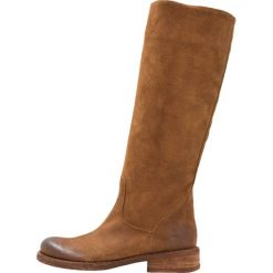 Felmini HARDY Kowbojki i obuwie motocyklowe brown. Brązowe buty zimowe damskie marki Felmini, z materiału. Za 619,00 zł.