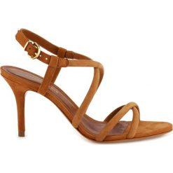 Rzymianki damskie: Sandały skórzane Adalina