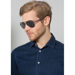 Okulary przeciwsłoneczne męskie: Lacoste Okulary przeciwsłoneczne gunmetal