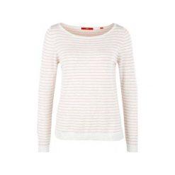 Swetry damskie: S.Oliver Sweter Damski 40 Różowy