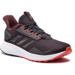 Buty adidas - Duramo 9 BB7646 Cblack/Cblack/Hirere. Czarne buty do biegania męskie Adidas, z materiału, climawarm (adidas). Za 279,00 zł.