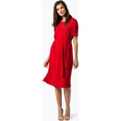 Esprit Collection - Sukienka damska, czerwony. Czerwone sukienki hiszpanki Esprit Collection, w paski, z materiału. Za 359,95 zł.