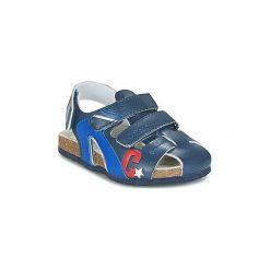 Sandały Dziecko  Chicco  HELIX. Niebieskie sandały chłopięce Chicco. Za 153,30 zł.