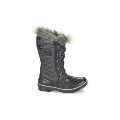 Śniegowce Sorel  TOFINO II. Czarne buty zimowe damskie Sorel. Za 559,30 zł.