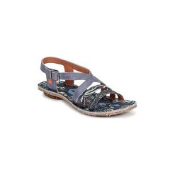 Sandały Art  ZURICH. Niebieskie sandały damskie Art. Za 295,20 zł.