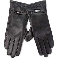 Rękawiczki Damskie WITTCHEN - 39-6-558-1 Czarny. Czarne rękawiczki damskie Wittchen, ze skóry. Za 229,00 zł.
