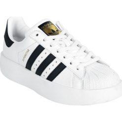 Buty sportowe damskie: Adidas Superstar Bold Platform Buty sportowe biały/czarny
