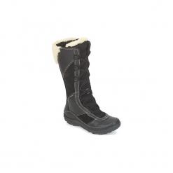Kozaki Merrell  PREVOZ. Czarne buty zimowe damskie Merrell. Za 687,20 zł.