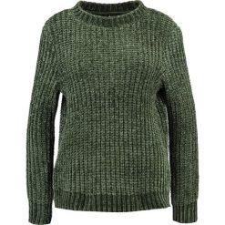 Swetry klasyczne damskie: YAS YASKIRA Sweter deep depths
