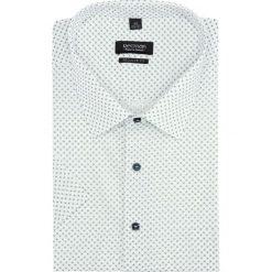 Koszule męskie: koszula bexley 2832 krótki rękaw regular fit biały