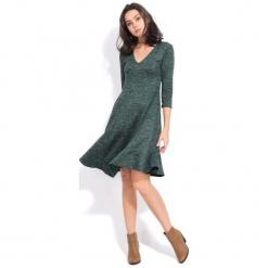 Fille Du Couturier Sukienka Damska Emeraude 36 Zielony. Zielone długie sukienki Fille Du Couturier, z długim rękawem. Za 229,00 zł.