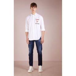 Love Moschino Koszula white. Niebieskie koszule męskie marki Polo Ralph Lauren, m, z bawełny, polo. Za 689,00 zł.