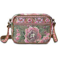Torebka na ramię z chwostami bonprix kolorowy. Szare torebki klasyczne damskie marki House, w kolorowe wzory. Za 27,99 zł.