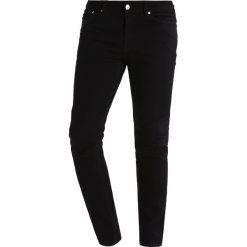 Cheap Monday SONIC Jeansy Slim Fit deep black. Czarne rurki męskie Cheap Monday. Za 209,00 zł.