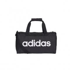 Torby sportowe adidas  Torba Linear Core Duffel. Białe torby podróżne marki Adidas, m. Za 69,95 zł.