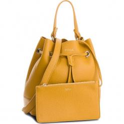 Torebka FURLA - Stacy 977633 B BOW6 K59 Ginestra e. Żółte torebki klasyczne damskie marki Furla, ze skóry. Za 1355,00 zł.