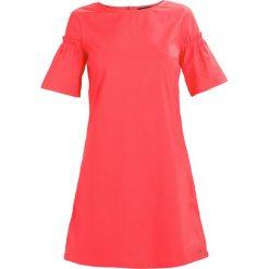 Odzież damska: Armani Exchange Sukienka letnia poppy red