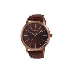 Zegarek Casio Zegarek damski Casio Classic brązowy (LTP-E118RL-5AE). Brązowe zegarki damskie CASIO. Za 219,80 zł.