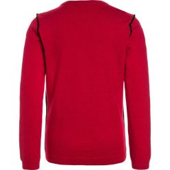 Swetry chłopięce: Benetton Sweter red