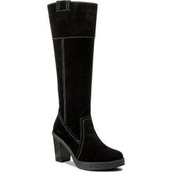 Buty zimowe damskie: Kozaki LASOCKI – G386 Czarny