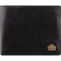 Portfel 11-1-040-1. Czarne portfele męskie Wittchen. Za 188,00 zł.