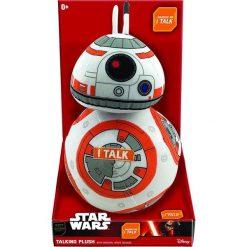 Przytulanki i maskotki: Star Wars. Mówiąca maskotka BB-8 30 cm (222789)