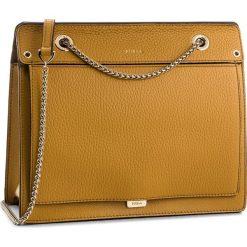 Torebka FURLA - Like 978220 B BQA2 AVH Ginestra e. Żółte torebki klasyczne damskie Furla, ze skóry. Za 1520,00 zł.