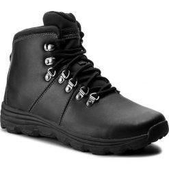 Buty zimowe męskie: Kozaki SKECHERS - Edgin 65157/BLK Black