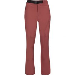 Spodnie sportowe damskie: BERG OUTDOOR W Spodnie MALPELO Czerwone r. M (P-10-HK5133302SS15-406-M)