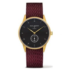 Zegarek unisex Paul Hewitt Signature PH-M1-G-B-19M. Brązowe zegarki męskie marki Paul Hewitt. Za 565,00 zł.
