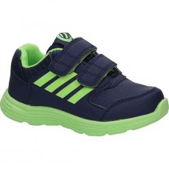 Granatowe buty sportowe na rzepy Casu F-683. Czarne buciki niemowlęce marki Casu, na rzepy. Za 59,99 zł.