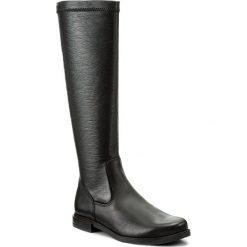 Oficerki LASOCKI - 7439-04 Czarny. Czarne buty zimowe damskie marki Lasocki, ze skóry. Za 299,99 zł.