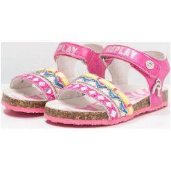 Sandały chłopięce: Replay HOLLIES Sandały fuxia