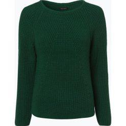 Marc O'Polo - Sweter damski, zielony. Zielone swetry klasyczne damskie Marc O'Polo, s, z dzianiny, polo. Za 439,95 zł.