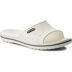 Klapki damskie: Klapki CROCS - Crocband II Slide 204108  White/Black