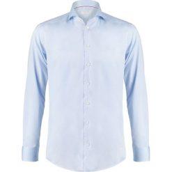 Eton SLIM FIT Koszula biznesowa blue. Białe koszule męskie slim marki Eton, m, z bawełny. Za 609,00 zł.