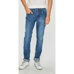 Tom Tailor Denim - Jeansy Culver. Czarne jeansy męskie regular TOM TAILOR DENIM. W wyprzedaży za 199,90 zł.