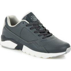 Buty sportowe męskie: Ciemnoszare obuwie sportowe MALAYSIA