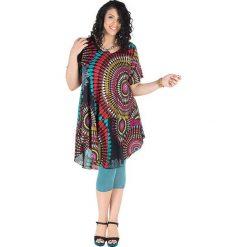 Sukienki: Sukienka w kolorze czarnym ze wzorem