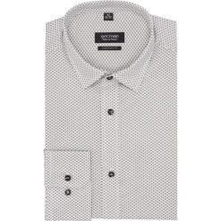 Koszula versone 2696 długi rękaw custom fit biały. Białe koszule męskie marki Reserved, l. Za 139,00 zł.